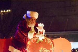 2020 Vernon Lighted Christmas Parade